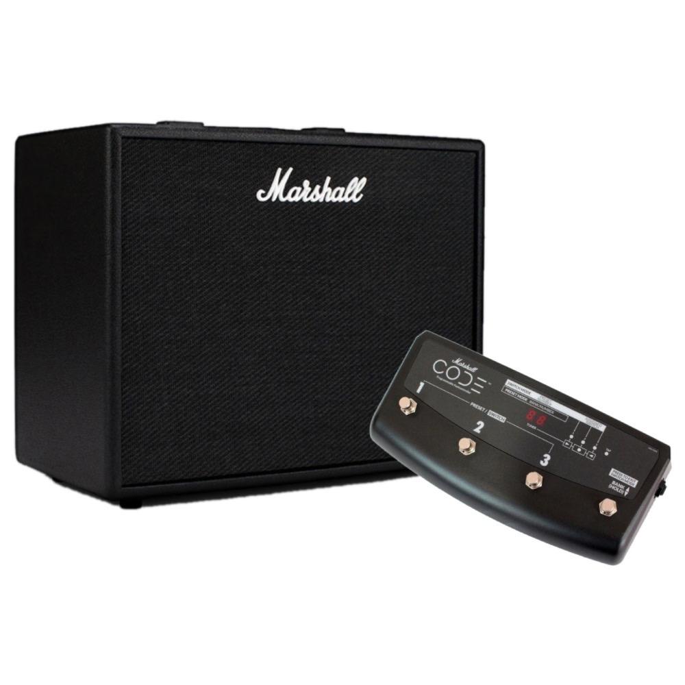 MARSHALL CODE50 & PEDL-91009 CODE専用プログラマブルフットコントローラーセット
