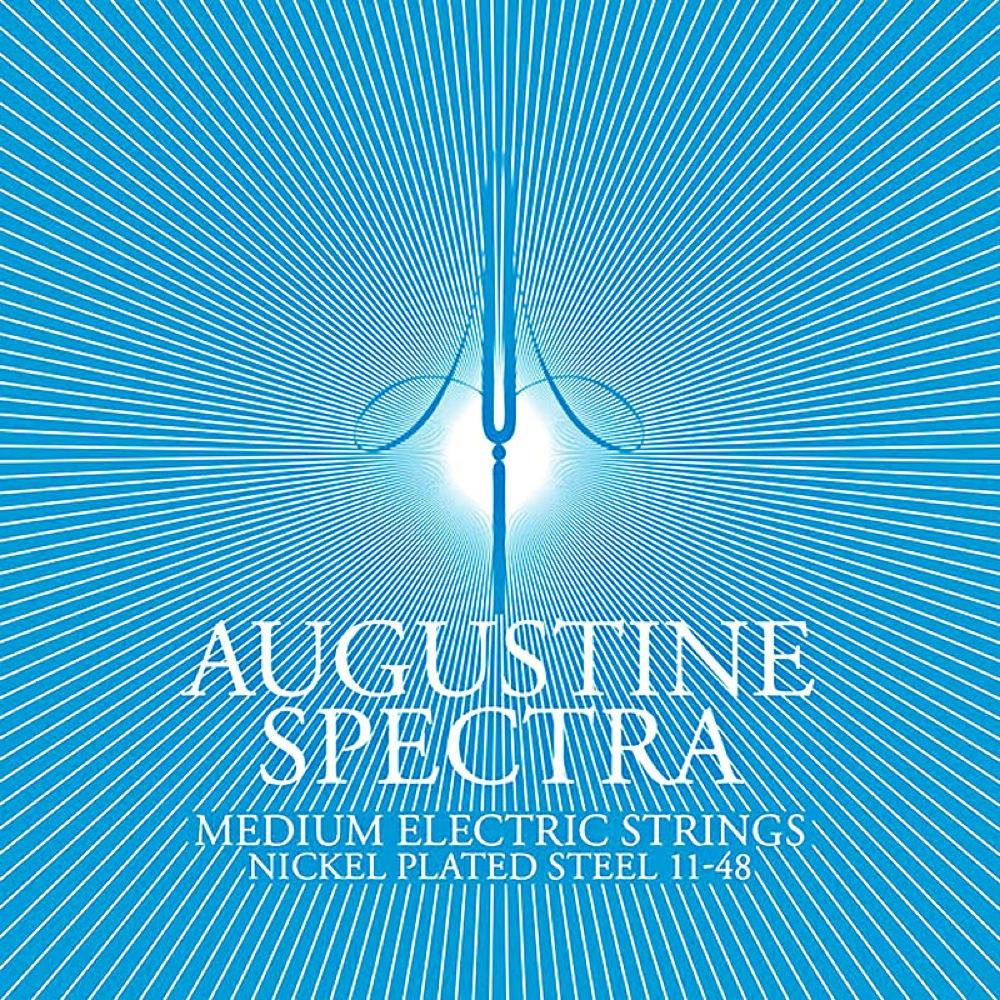 AUGUSTINE SPECTRA MEDIUM 11-48 エレキギター弦×12セット