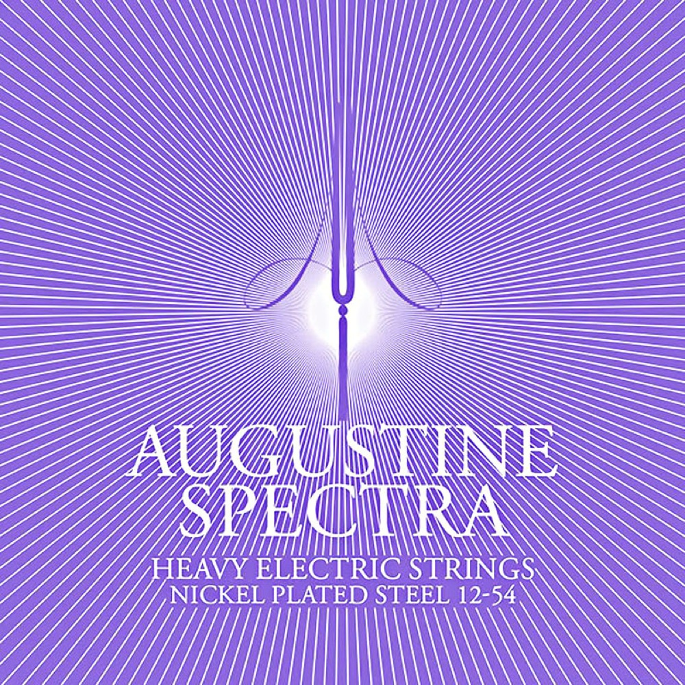 AUGUSTINE SPECTRA HEAVY 12-54 エレキギター弦×12セット