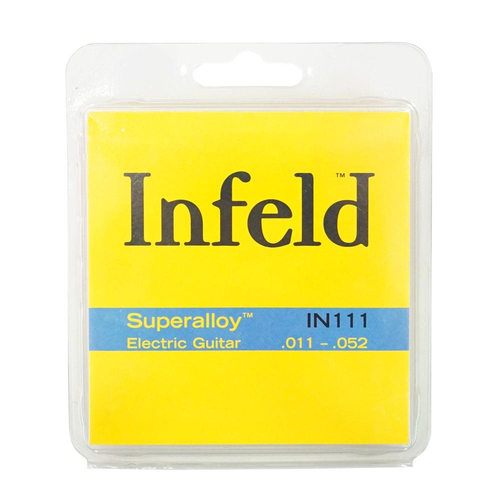 Thomastik-Infeld IN111 Superalloy 11-52 エレキギター弦×6セット