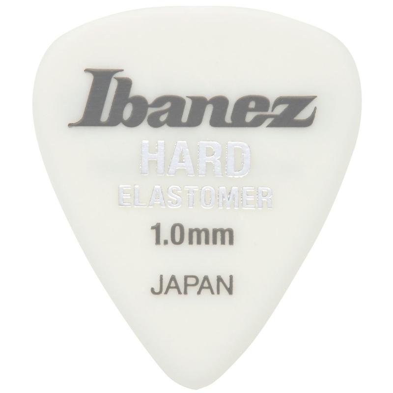 IBANEZ EL14HD10 1.0mm エラストマー ピック×50枚