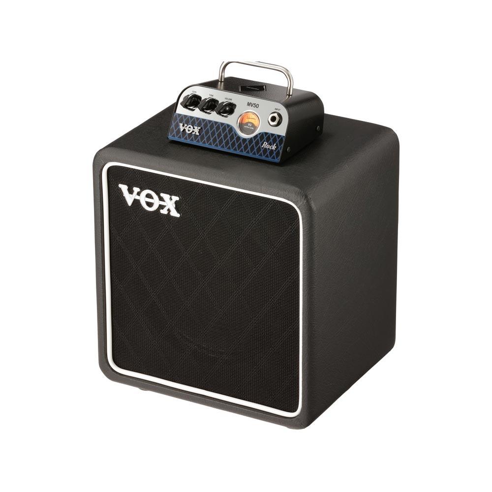 VOX MV50-CR Rock & BC108 キャビネット スタックアンプセット