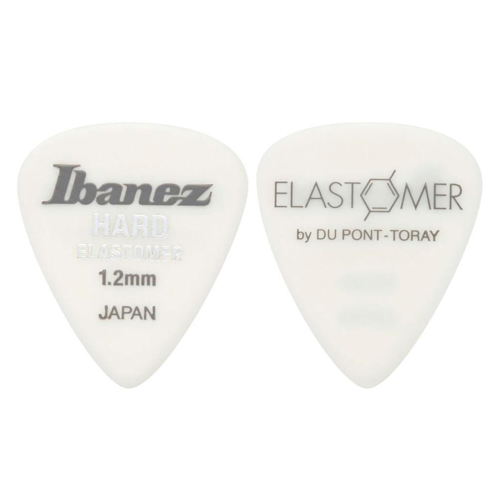 IBANEZ EL14HD12 1.2mm エラストマー ギターピック×50枚