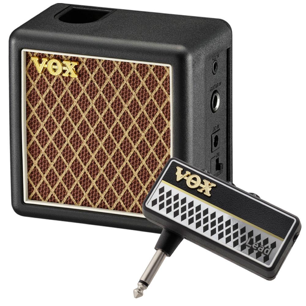 VOX AmPlug2 LEAD AP2-LD & Cabinet ミニスタックセット