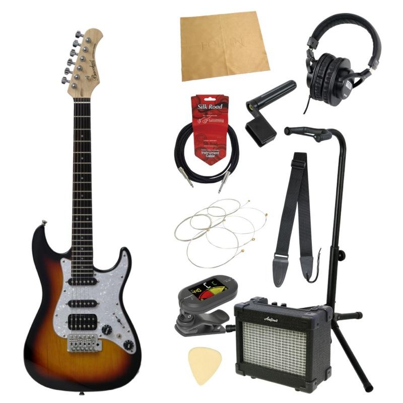 独特の上品 ミニエレキギター入門11点セット BACCHUS BACCHUS GS-Mini GS-Mini 3TS, 手作りアイスクリーム エルシエロ:8ae90a5e --- wap.pingado.com