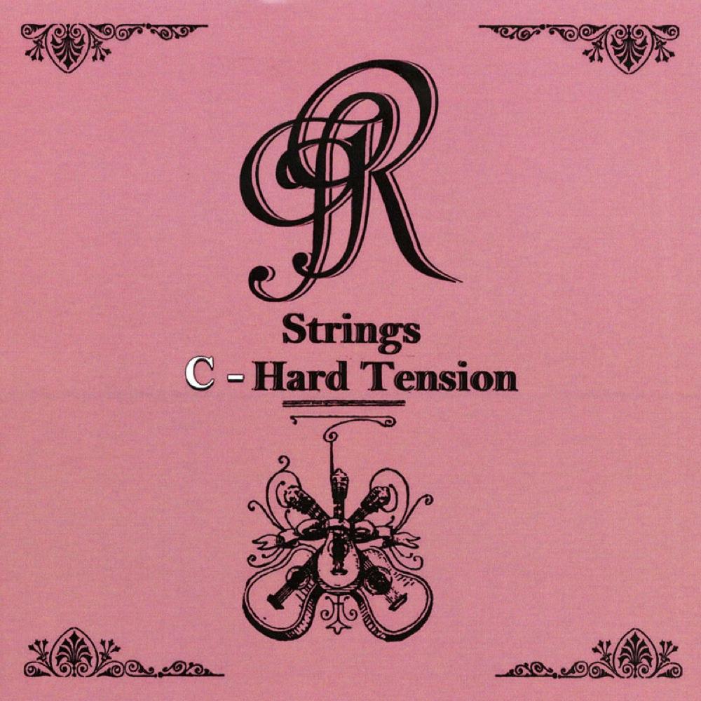 Jose Ramirez JRS-HT/C 3rd String Carbon Hard クラシックギター弦×12セット