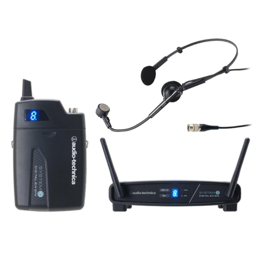 AUDIO-TECHNICA ATW-1101 + ATM75cW ダンスボーカル向けワイヤレスセット