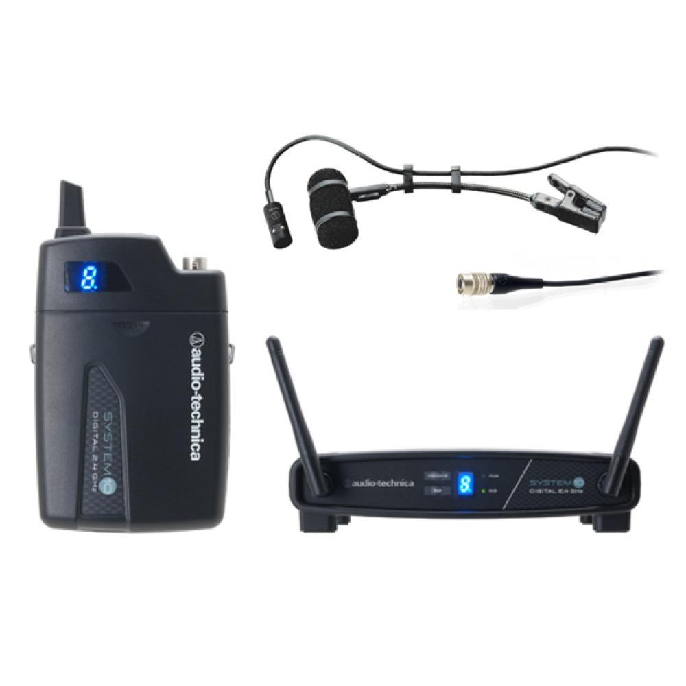 AUDIO-TECHNICA ATW-1101 + PRO35XcW 管楽器向けワイヤレスセット
