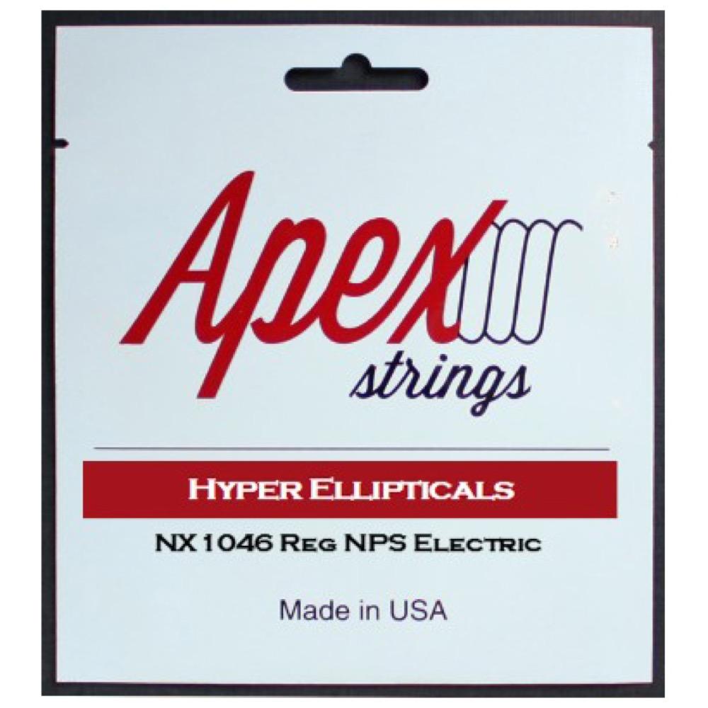 Apex Strings NX1046 エレキギター弦×10セット