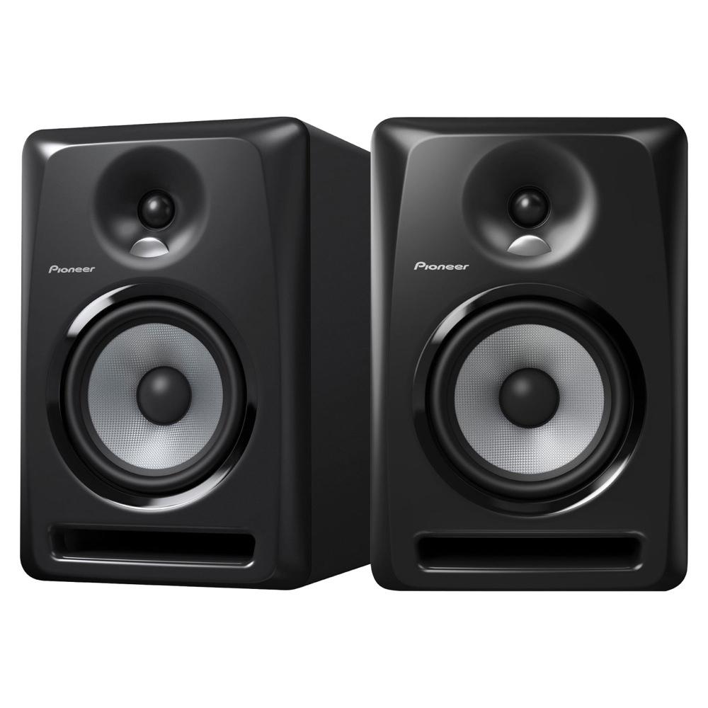Pioneer S-DJ60X パワードモニタースピーカー 1ペア(2台)