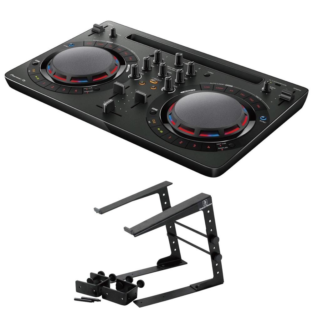 Pioneer DDJ-WEGO4-K Audio black DJコントローラー Dicon Audio Pioneer LPS-002 2点セット ラップトップスタンド 2点セット, くるまの電気屋さん スマート:db5e03b2 --- officewill.xsrv.jp