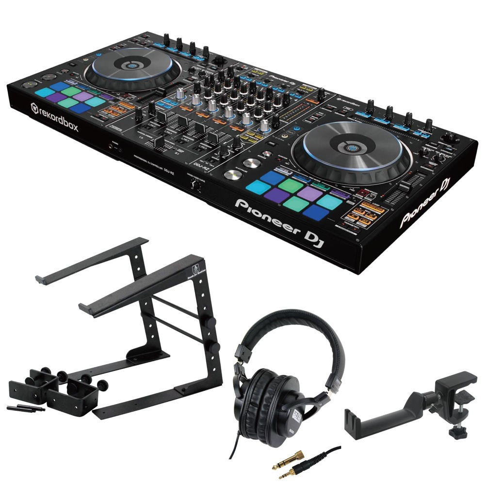 Pioneer DDJ-RZ DDJ-RZ DJコントローラー Pioneer LPS-002 ラップトップスタンド SEELETON SD GAZER SDG-H5000 ヘッドフォン SEELETON ヘッドホンハンガー 4点セット, キャラクター子供服のズーワッカ:638f8a6a --- officewill.xsrv.jp