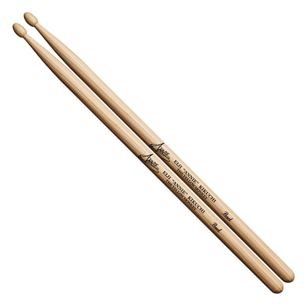 Pearl 154H/2 菊地英二モデル ドラムスティック×12セット