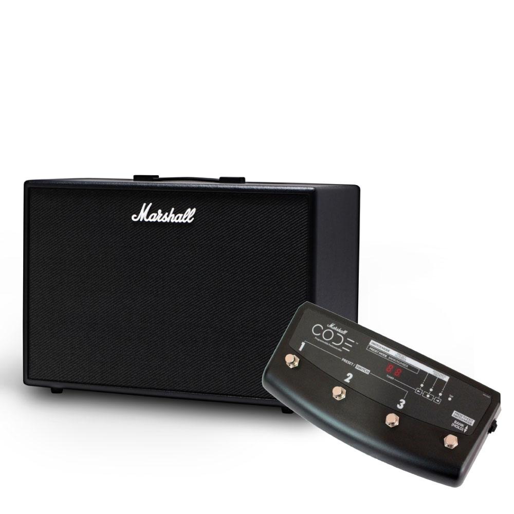 MARSHALL CODE100 & PEDL-91009 CODE専用プログラマブルフットコントローラーセット