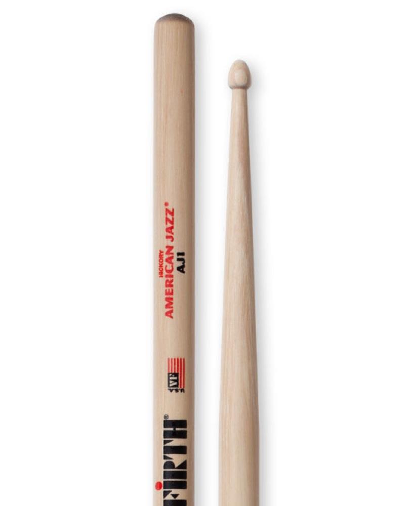 VIC FIRTH VIC-AJ1 ドラムスティック×12セット