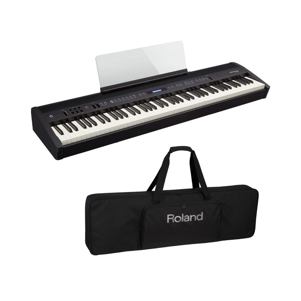 ROLAND FP-60 BK Digital Piano 電子ピアノ キーボードケース付き 2点セット