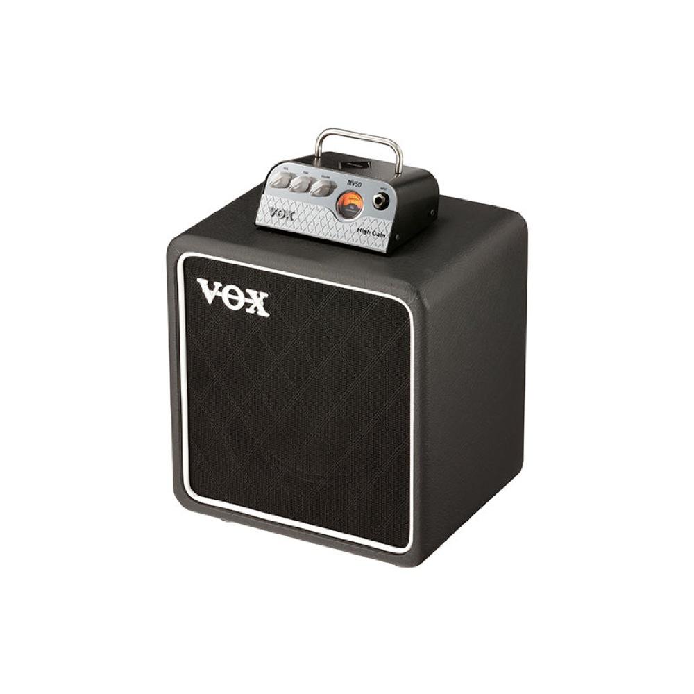 VOX MV50-HG High High Gain& BC108キャビネット& MV50-HG スタックアンプセット, KOMEHYO USED WEAR:da49ac82 --- officewill.xsrv.jp