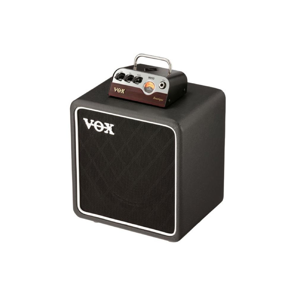 VOX MV50-BQ Boutique & BC108キャビネット スタックアンプセット