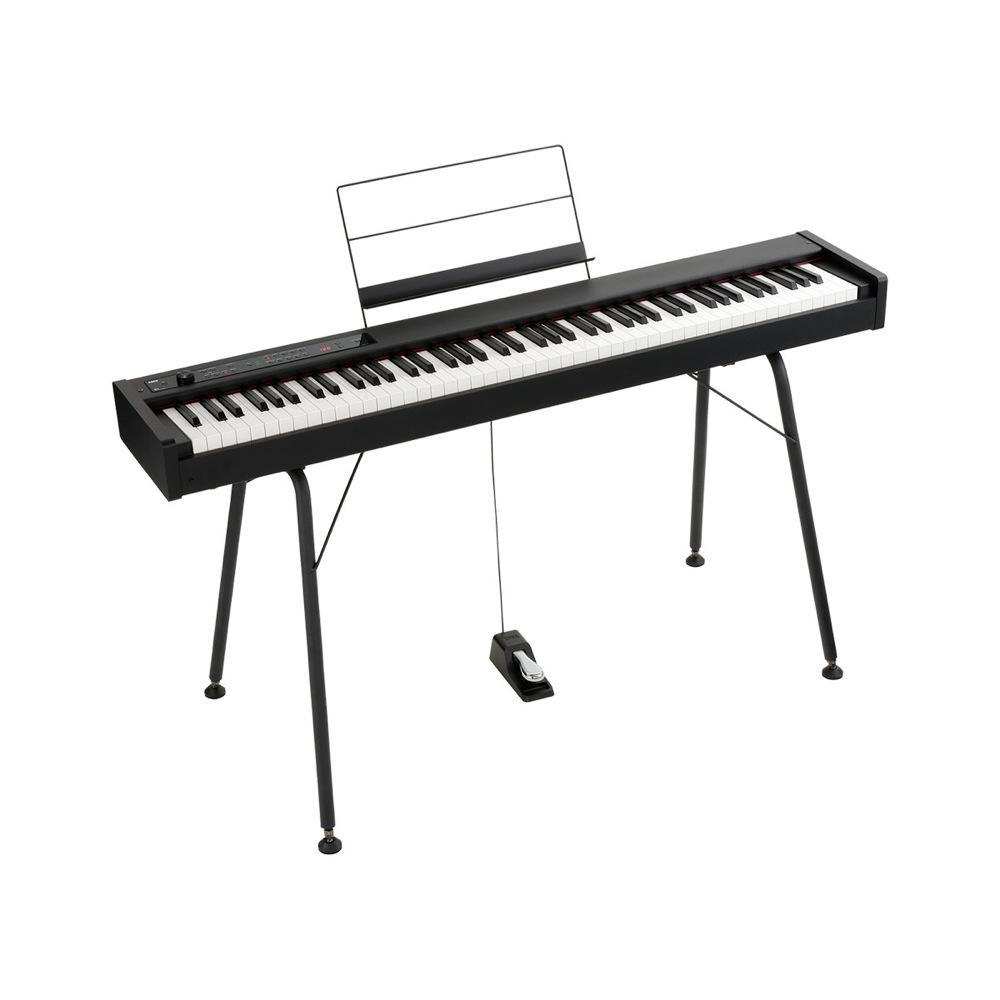 KORG D1 DIGITAL PIANO 電子ピアノ 純正スタンド(ST-SV1)付きセット