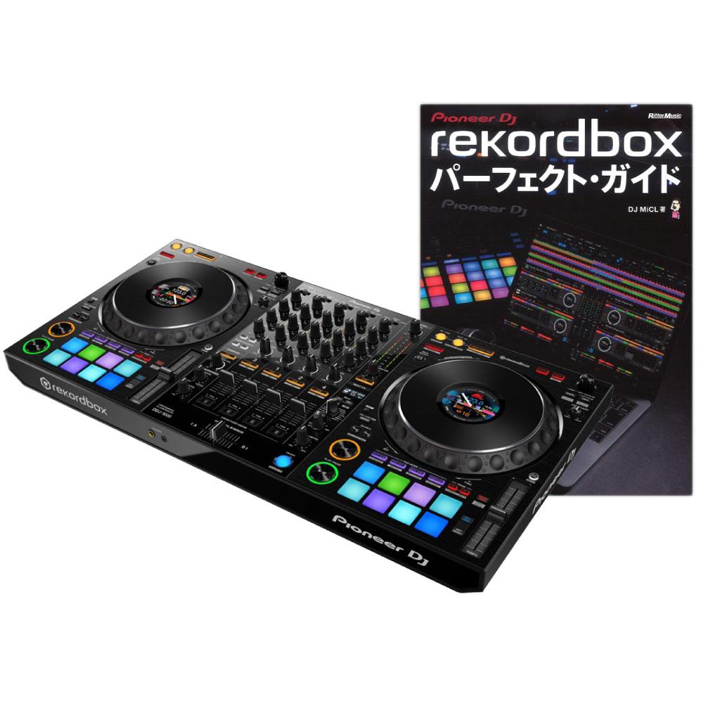 Pioneer DDJ-1000 DJコントローラー rekordbox パーフェクト・ガイド付き セット