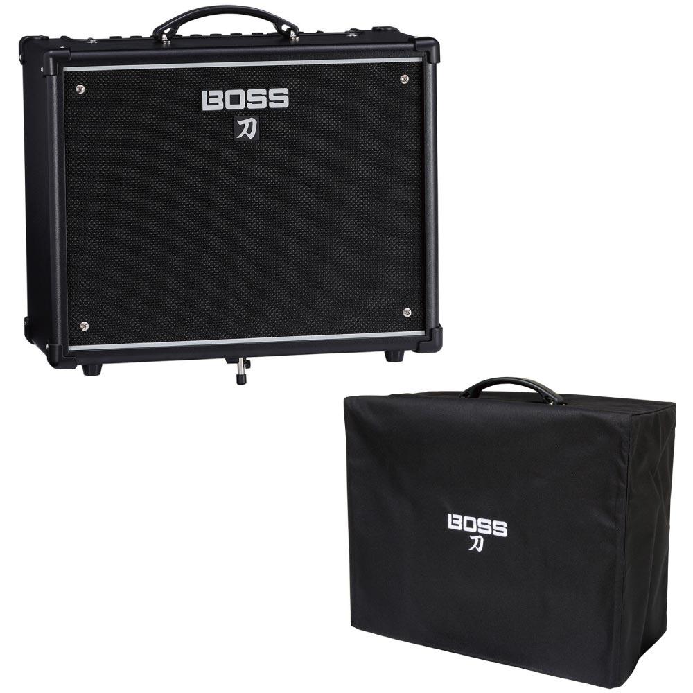 BOSS KTN-50 KATANA-50 Guitar Amplifier ギターアンプ 純正アンプカバー付き 2点セット