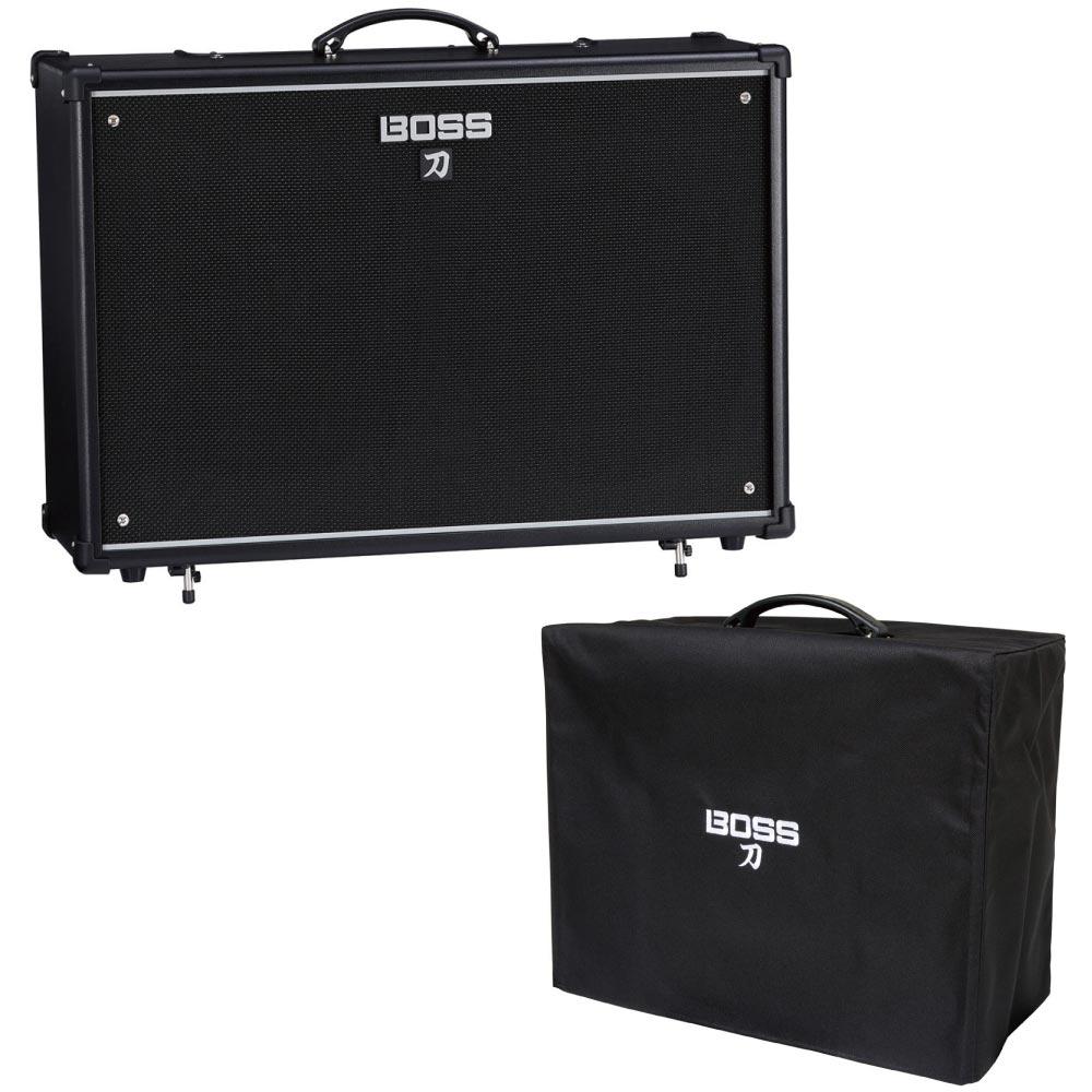 BOSS KTN-100/212 KATANA-100/212 Guitar Amplifier ギターアンプ 純正アンプカバー付き 2点セット
