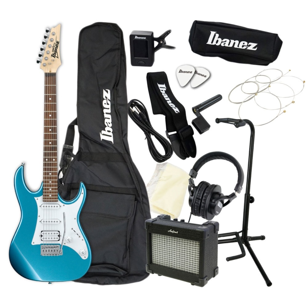 エレキギター 入門セット IBANEZ GRX40 MLB アクセサリーセット付き