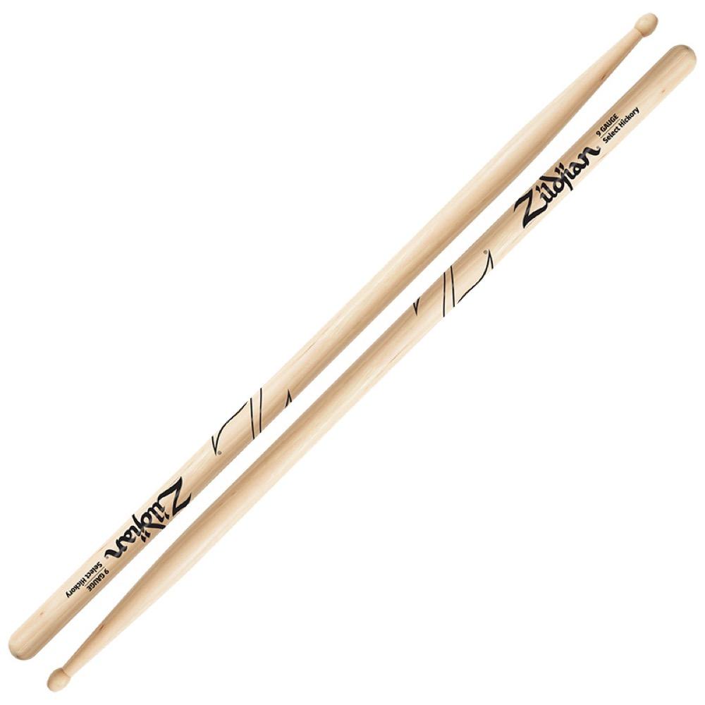 ZILDJIAN LAZLZGS9 Gauge 9 Gauge ドラムスティック×6セット