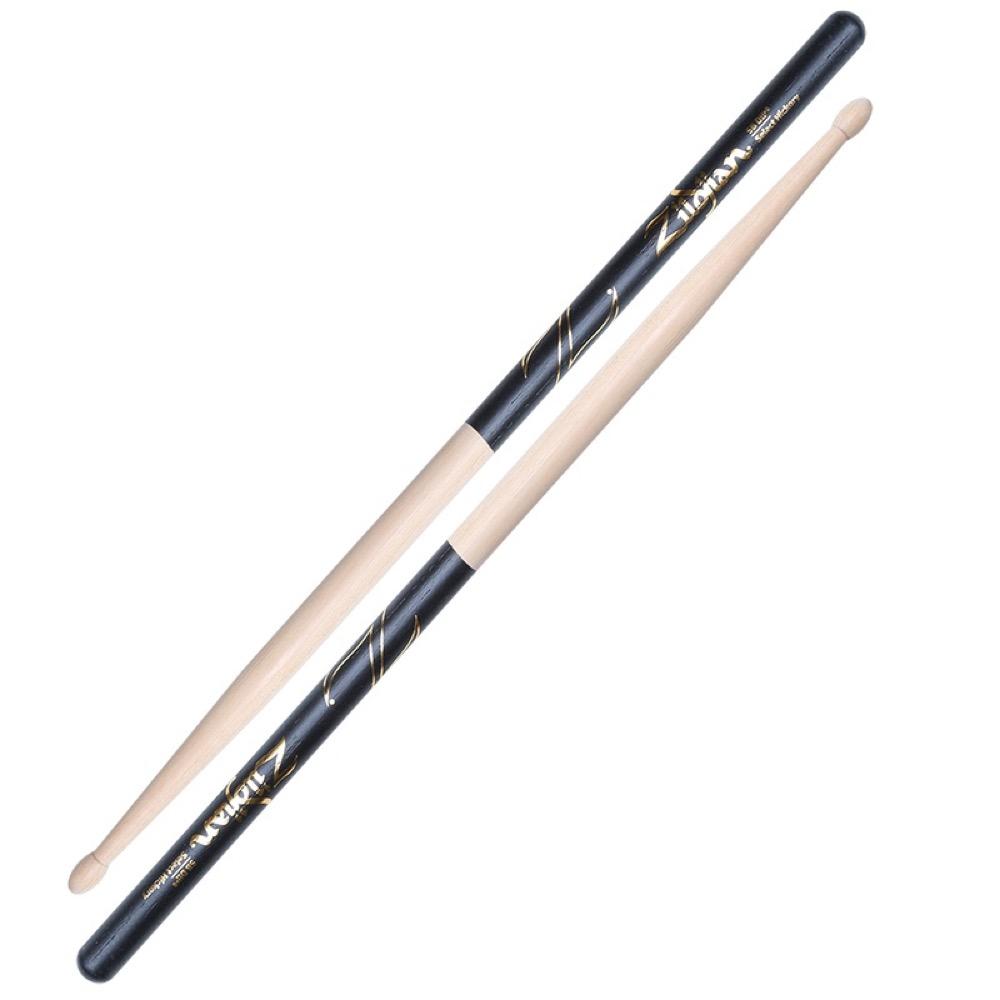 ZILDJIAN LAZLZ5BD Hickory Hickory DIP Series LAZLZ5BD 5B WOOD BLACK DIP ドラムスティック×6セット, ファルコン:d5e3477d --- officewill.xsrv.jp