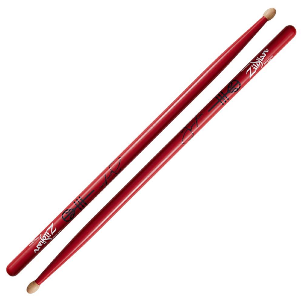 ZILDJIAN LAZLZASJD Artist Series Josh Dun Artist Series Drumsticks ドラムスティック×6セット
