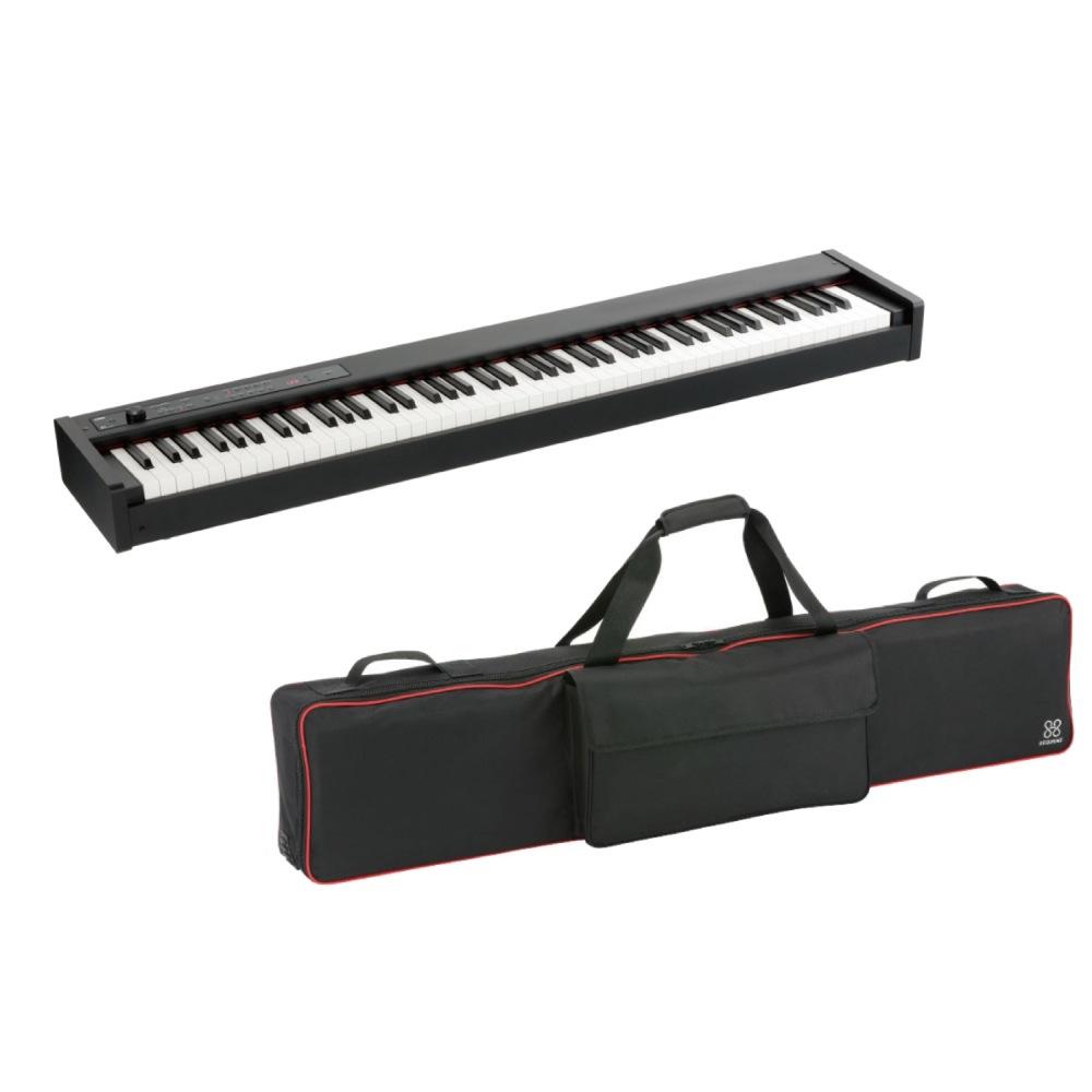 KORG D1 DIGITAL PIANO 電子ピアノ 専用ソフトケース付きセット