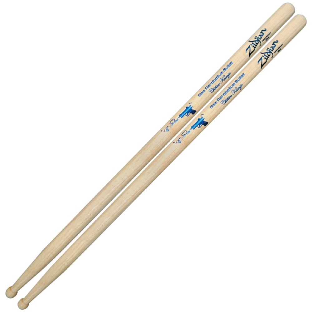 ZILDJIAN LAZLZASCK Artist Series かみじょうちひろ Artist Series Drumsticks ドラムスティック×6セット