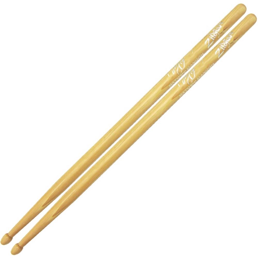 ZILDJIAN LAZLZASSB Artist Series 坂東 慧 Artist Series Drumsticks ドラムスティック×6セット