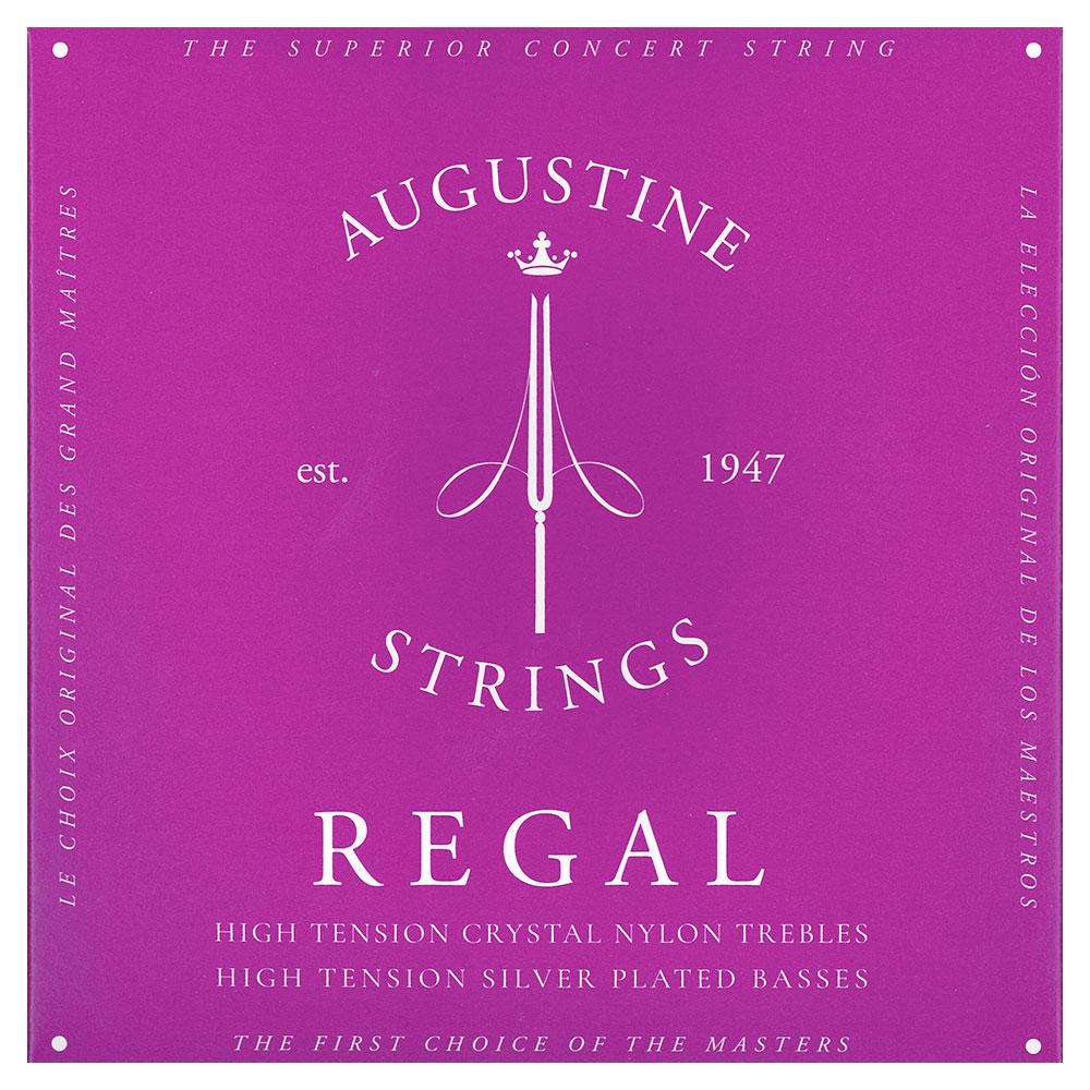 AUGUSTINE REGAL BLUE SET クラシックギター弦×6SET