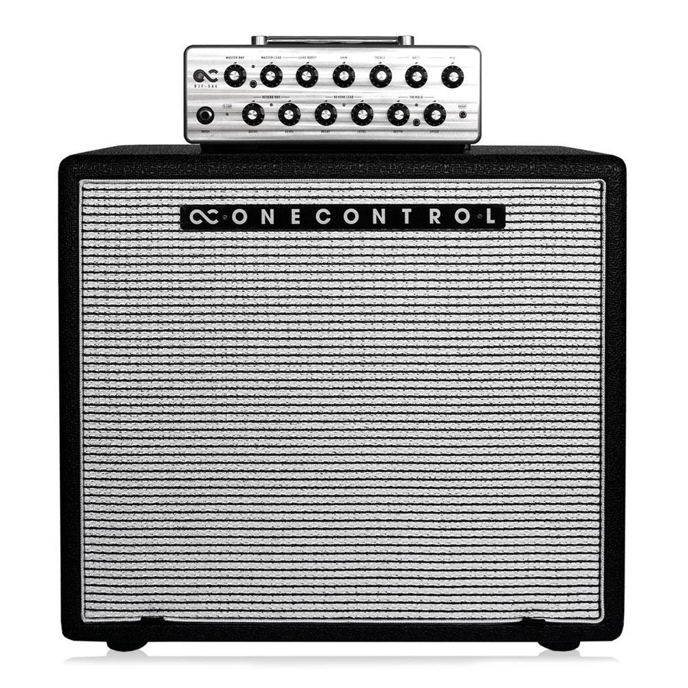 One Control BJF-S66&OC-EM112C ギターアンプ スタックセット