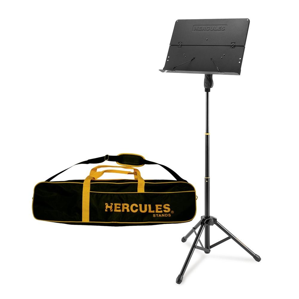 HERCULES BS408B 譜面台 & BSB001 キャリングバッグ