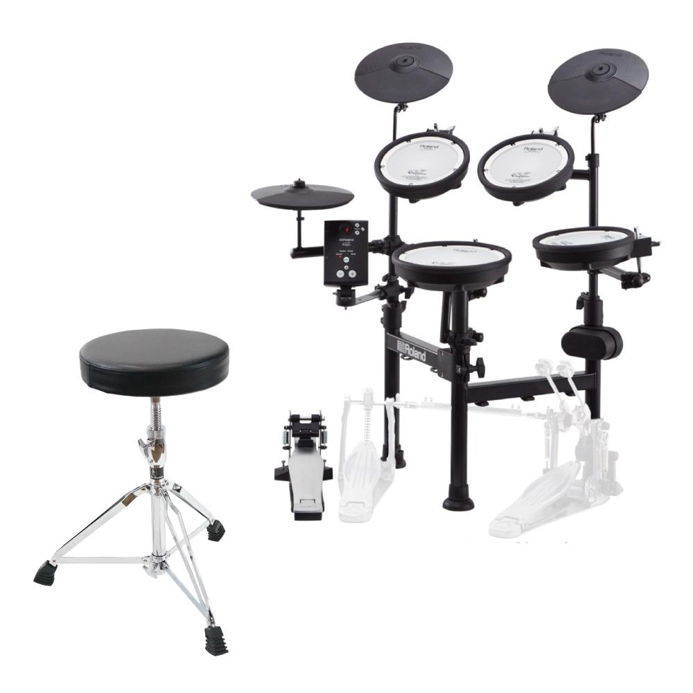 ROLAND TD-1KPX2 V-Drums Portable 電子ドラム Dicon Audio SB-009 ドラムスローン付きセット