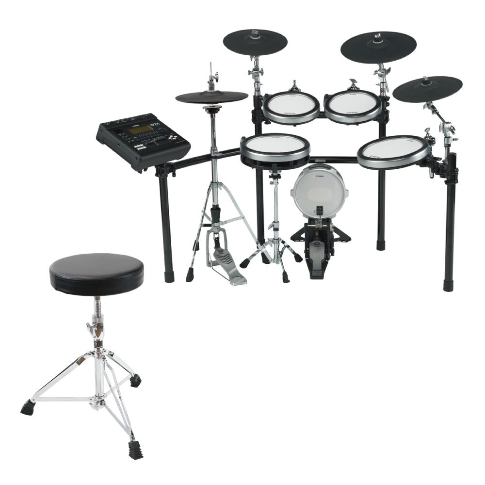 YAMAHA DTX920K 電子ドラムセット Dicon Audio SB-009 ドラムスローン付きセット