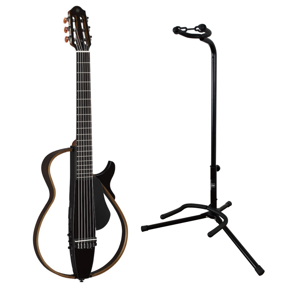 ヤマハ ◆セール特価品◆ 即出荷 サイレントギター ギタースタンド付き YAMAHA TBL ギタースタンド付きセット SLG200N