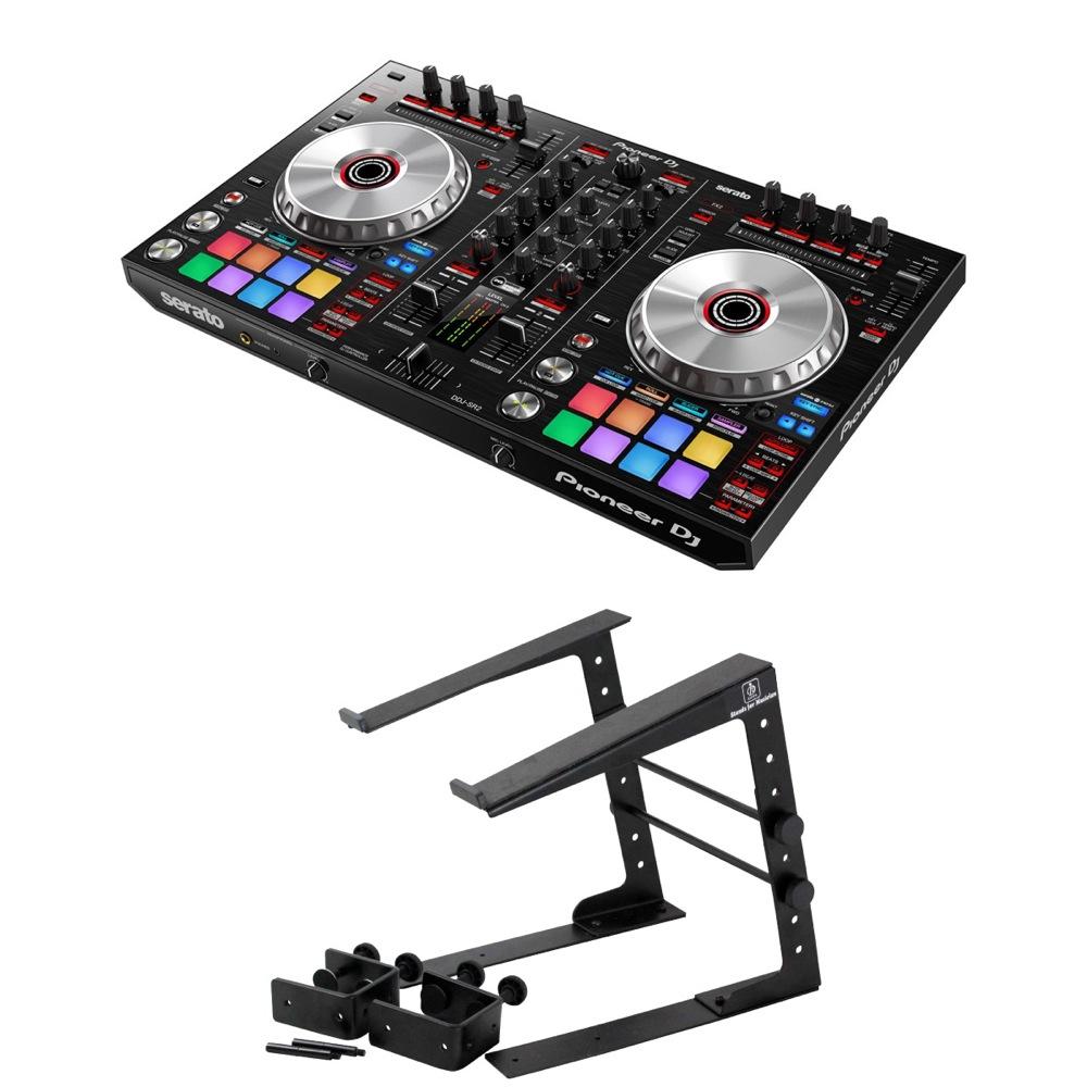 DJコントローラー Pioneer DDJ-SR2 ラップトップスタンド付きセット