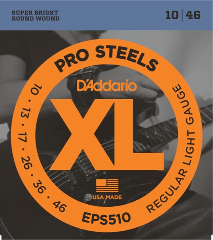 D'Addario EPS510×10SET