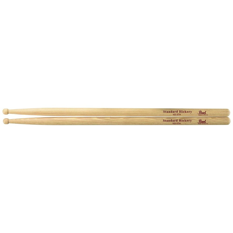 Pearl Pearl 103STH 103STH ヒッコリー ヒッコリー ドラムスティック×12セット, 【メーカー公式ショップ】:69293074 --- officewill.xsrv.jp