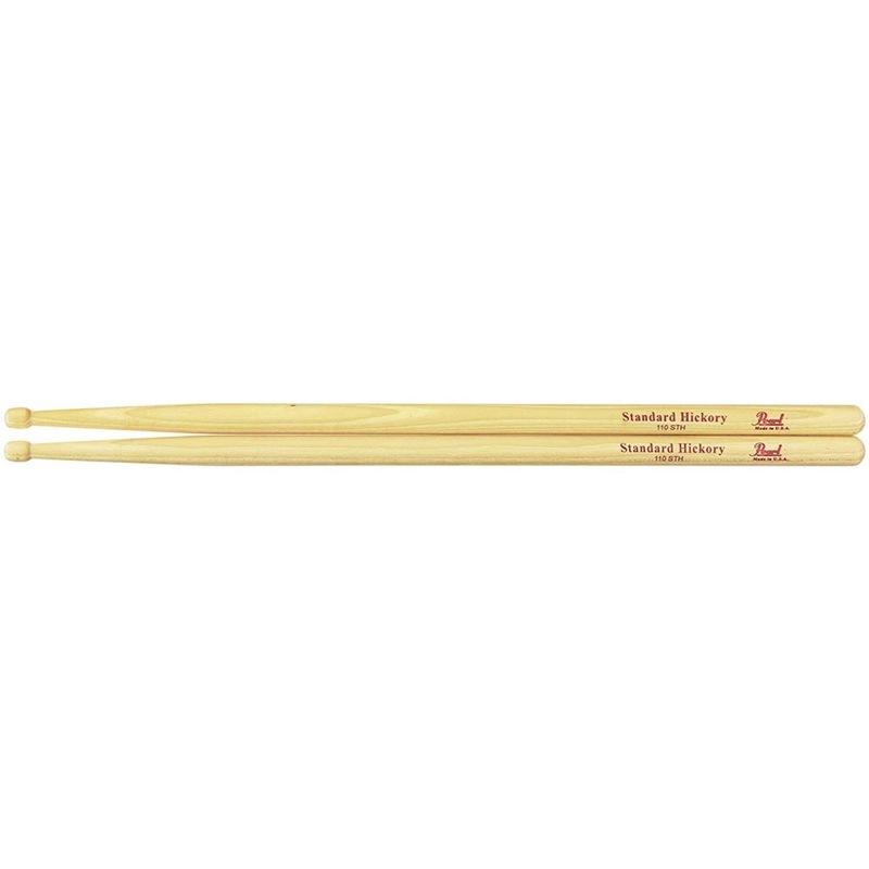 Pearl 110STH ヒッコリー 110STH Pearl ドラムスティック×12セット, ヒガシヤマナシグン:4c9c4241 --- officewill.xsrv.jp