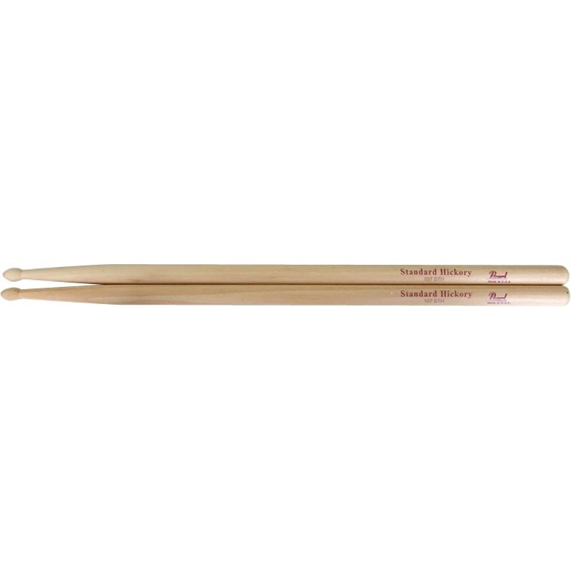 Pearl Pearl 107STH ヒッコリー ヒッコリー ドラムスティック×12セット, あべはんショップ:73b25fc1 --- officewill.xsrv.jp
