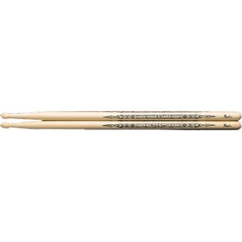 Pearl 164H Toshi Nagaiモデル ドラムスティック×12セット