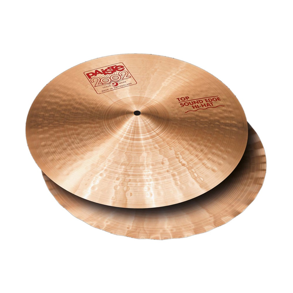 PAISTE 2002 Sound Edge Hi-Hat 13