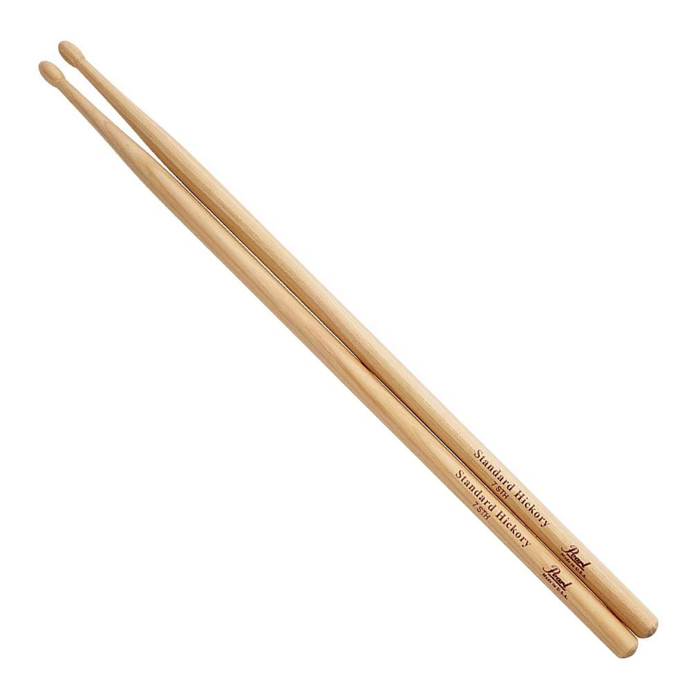 Pearl 7STH ヒッコリー ドラムスティック×12セット