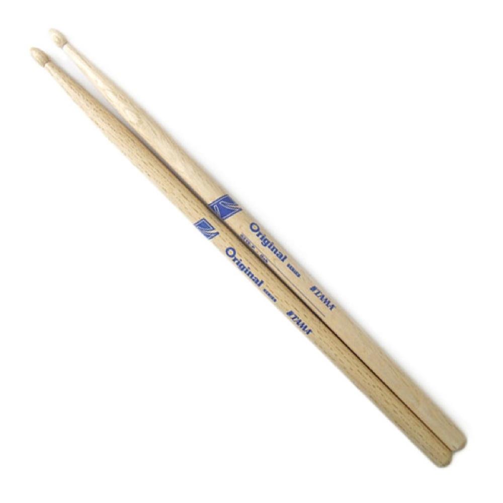 TAMA O215-P オーク×12SET ドラムスティック
