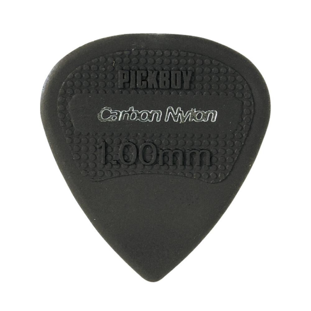 ピックボーイ製ピック EDGE エッジ カラーはブラック PICK 1.00 ギターピック×10枚 早割クーポン SALENEW大人気! GP-200 BOY