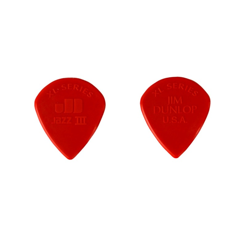 JIM DUNLOP JAZZ III XL/RED×12枚